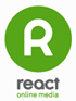 REACT online media